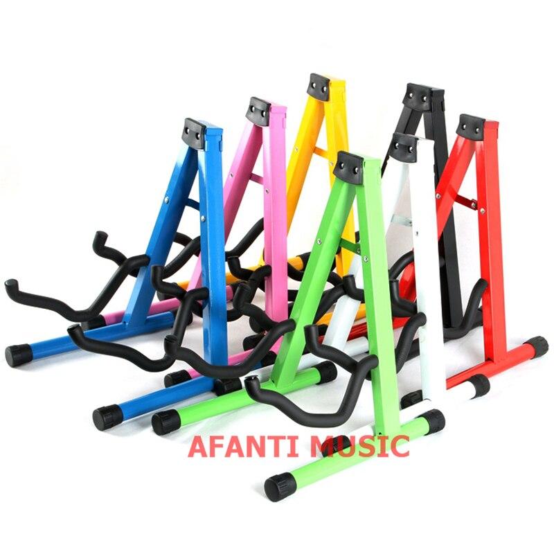 Guitarra Eléctrica Afanti/soporte de guitarra acústica (JKV-108)