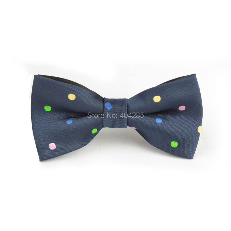 boys stripe Boys Bow Tie Dot Stripe Kid Neck ties