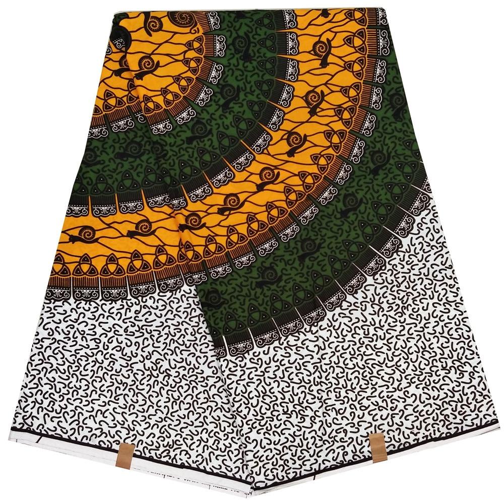 custom design ankara style REAL wax high quality real wax wrapper for women dress A1188