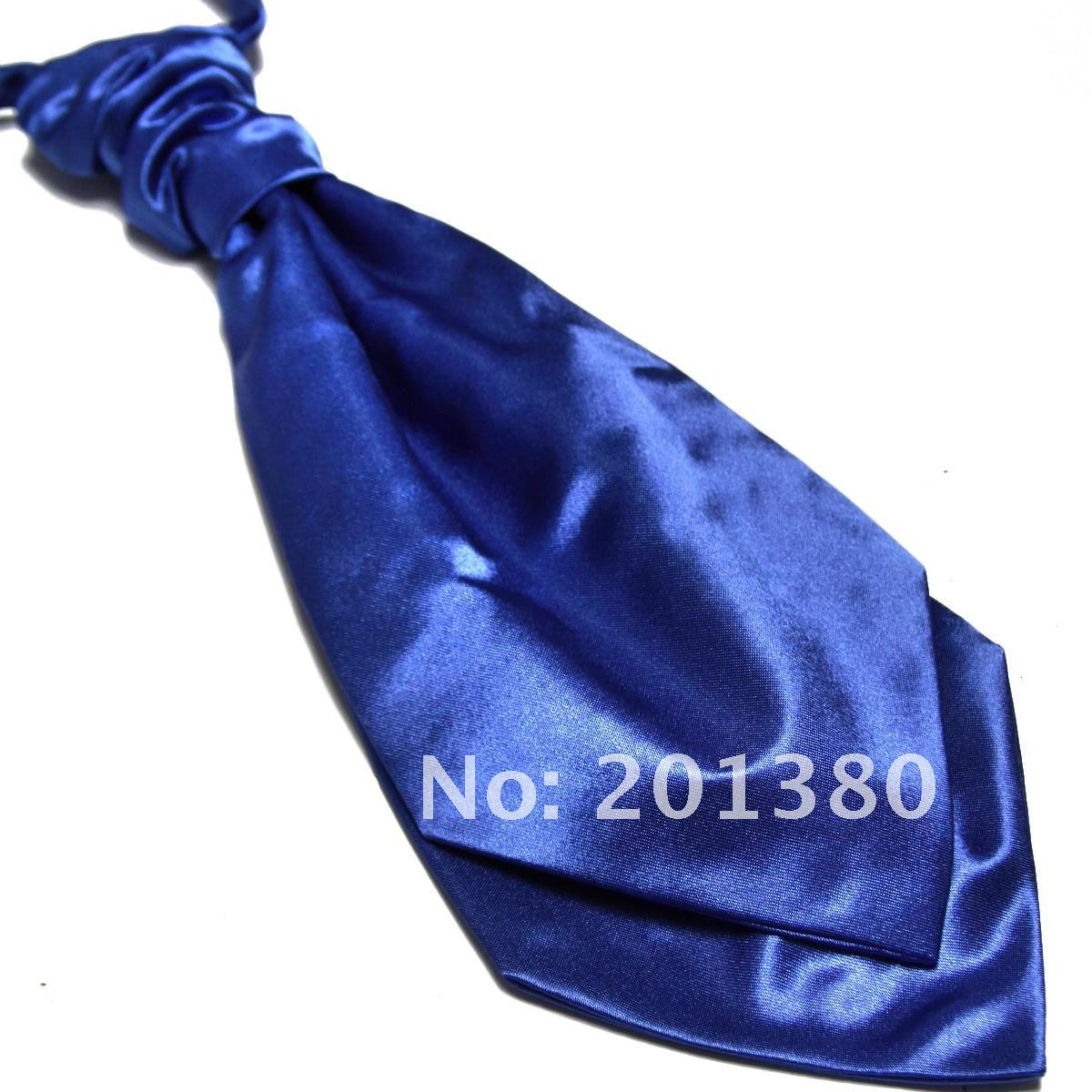 2019 laços para homens gravata cor sólida gravata ascot cópia do casamento seda cor sólida moda poliéster gravata gravata