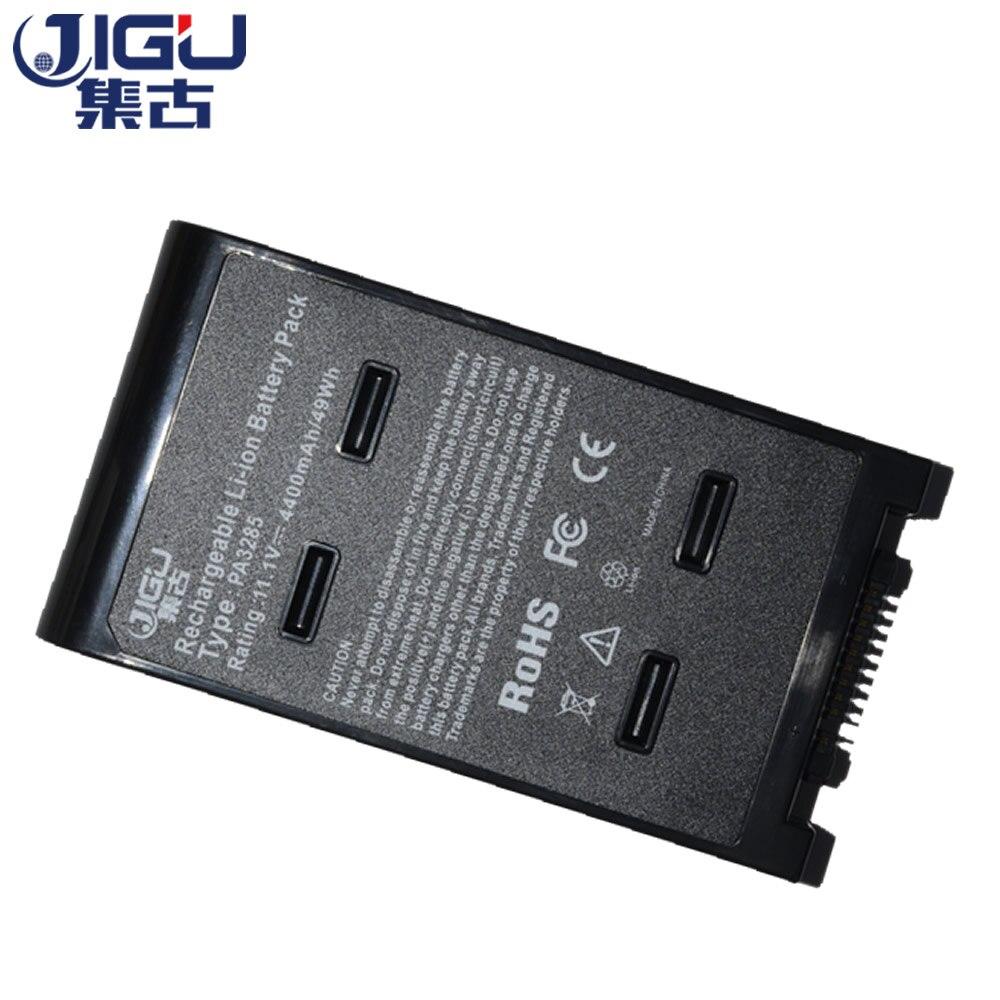 JIGU بطارية كمبيوتر محمول لتوشيبا Dynabook القمر الصناعي K15 K16 K17 كوزميو E10 F15 G10 G15 G20 G25 الأقمار الصناعية A10 A15 J50 تيكرا A8