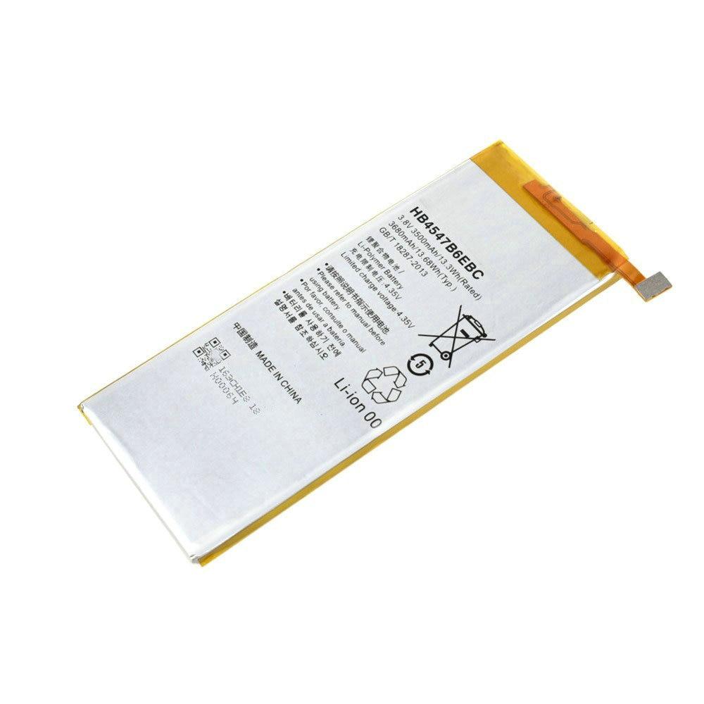 AVY Battery HB4547B6EBC For Huawei Honor 6 Plus 6Plus PE-TL00M UL00 CL00 Mobile phone Replacement Li-polymer Batteries 3500mAh enlarge