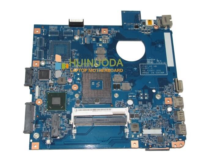 NOKOTION MBWVK01003 48.4IQ01.031 placa base para ordenador portátil Acer aspire 4750, placa base hm65 DDR3, completamente probada