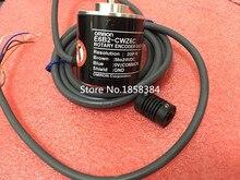 Ücretsiz kargo E6B2-CWZ5B 10/20/30/100/200/300/360/400/500 /600/1000/1024/P/R Artımlı rotary encoder, PNP çıkışı