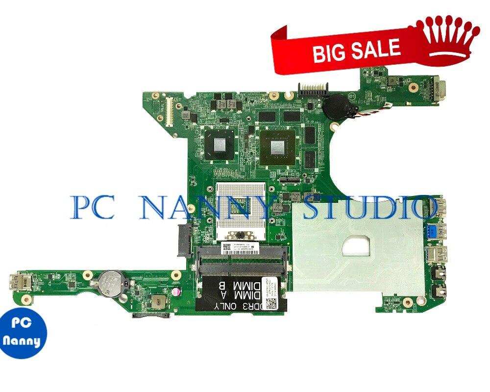Pcnhy-اللوحة الأم للكمبيوتر المحمول Dell VOSTRO 3460 V3460 ، تم اختبار اللوحة الأم DA0V08MB6D4 ، 0C0NHY C0NHY