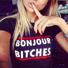 Women Clothing 2016 Fashion Women Short Sleeve Print T-shirt Womens Tees Rock-shirt Women Better Camisetas y tops