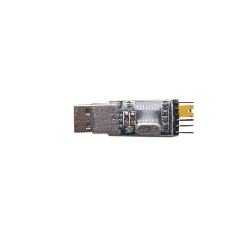 Бесплатная доставка 5 шт./лот USB к TTL CH340 модуль обновления маленькая пластина STC