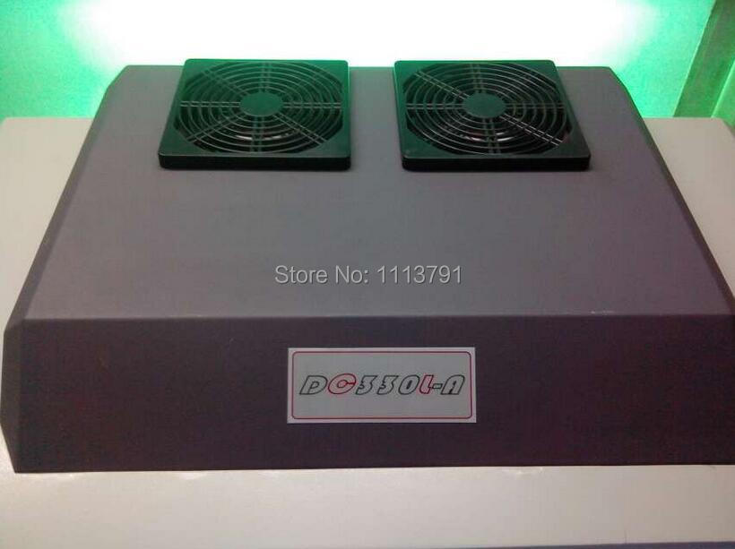 330mm UV coating machine , UV varnish coater machine DC-330LA UV liquid coating machine,photo uv laminating coating machine enlarge