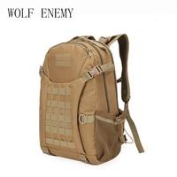 50L Molle Camping Rucksack Tactical Military Backpack Bags Waterproof Backpacks Camouflage Hiking Outdoor Shoulder Bag
