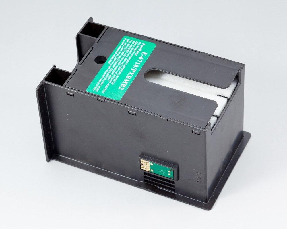 Caixa do Tanque de Manutenção XIMO C13T671000 WP-4540 T6710 Resíduos Do Tanque de tinta compatível para epson WorkForce 4545 DTWF 4590 4592 4595DNF
