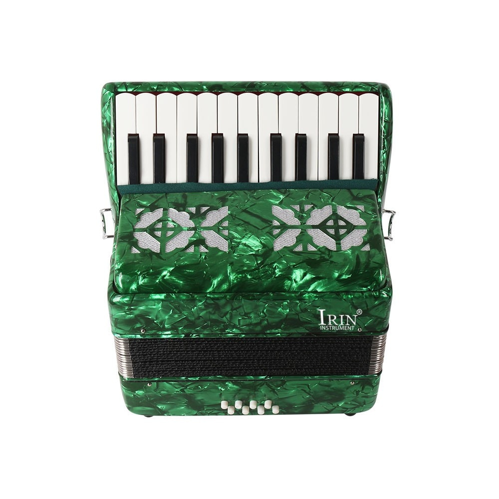 22 Keys 8 Bass Piano Accordion With Straps/Gloves/Cleaning Cloth enlarge