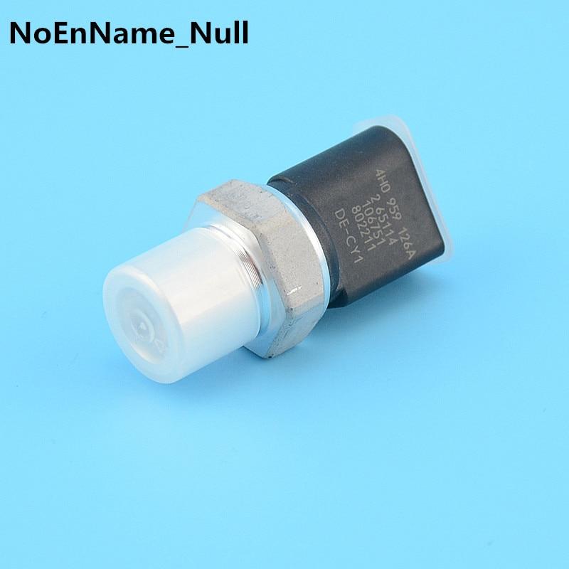 Interruptor de presión de aire acondicionado Sensor para AUDI A3 A4 A5 A6 A8 Q5 TT VW Golf 7 Mk7 Skoda Octavia asiento 4H0 959 un 126/B