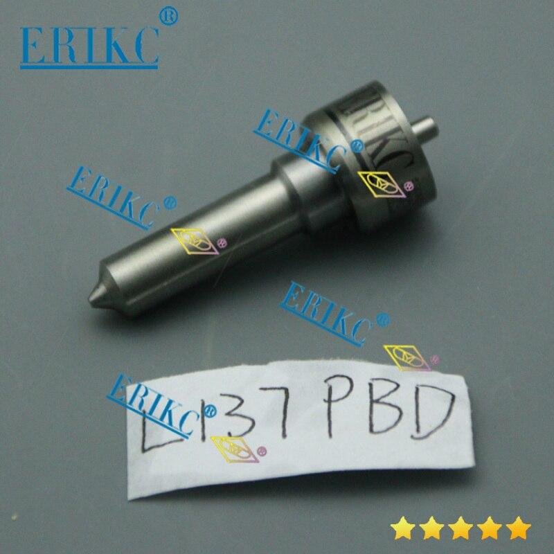 L137 PBD/L137PBD Diesel kraftstoff injektor düse teile für injektor R02401Z