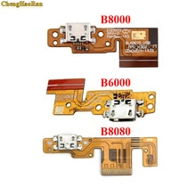 ChengHaoRan USB Charging Port Dock Plug Connector Jack Charge Board Flex Cable For Lenovo Tablet Pad Yoga 10 B8000 B6000 B8080