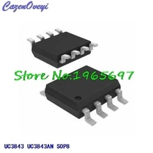10pcs/lot UC3843AN UC3843BD1R2G UC3843A UC3843 3843B 3843A SOP-8 new original