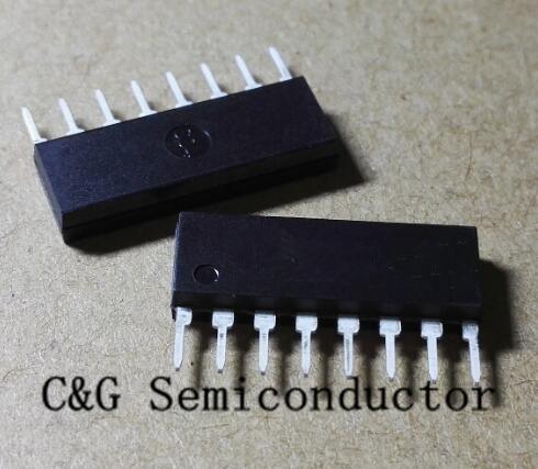 NJM4580L NJM4580 SIP8 amplificador 4580L nuevo y Original Placa de demostración Accesorios