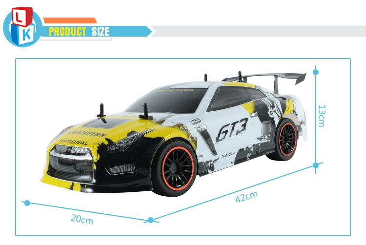 Educational Cool Toy Remote Control Cars High Speed Fast rc Racing Car Radio Control Electric Alloy carro de controle remoto enlarge