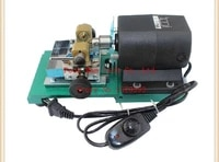110v220v pearl drilling machine beading holing machine 10 boxes 10pcsbox drilling bits ree