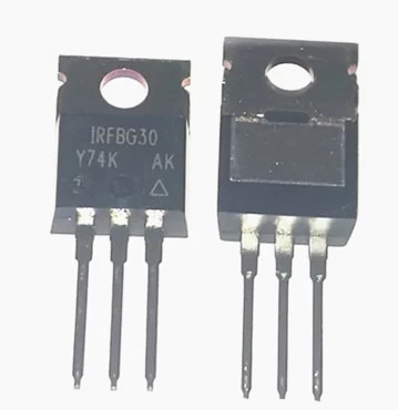 10PCS/LOT IRFBG30 IRFBG30PBF TO-220  3.1A 1000V