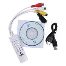 USB2.0 Video TV Tuner DVD Audio Capture Card Converer Adapter voor Win7/8 UM