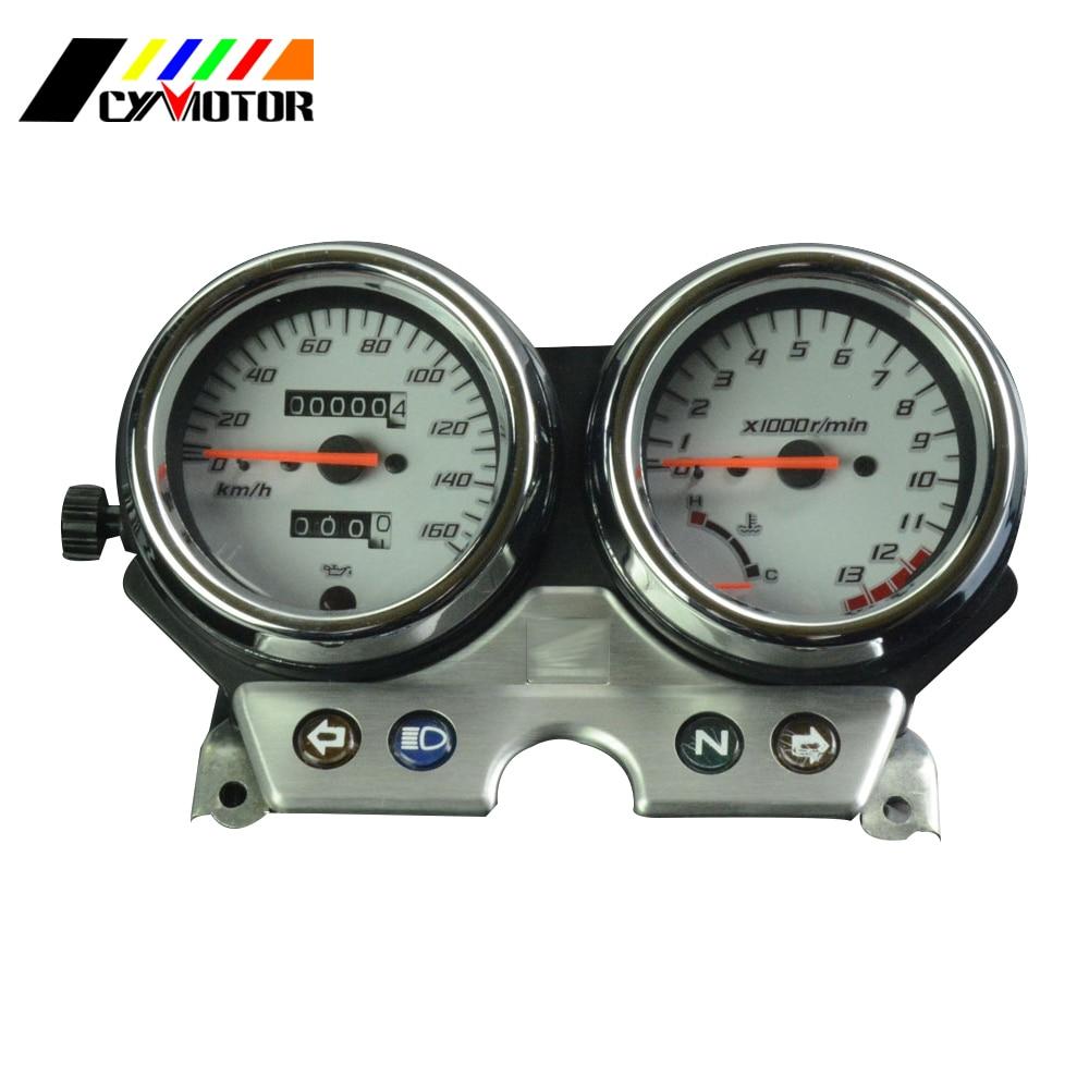 Motorrad Gauges Cluster Lcd-computer-geschwindigkeitsmesser-grüne Tachometer Für HONDA VT250 VTR250 VT VTR 250 02 03 04 05 06 07