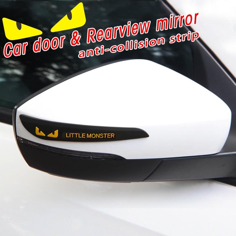 Protector para espejo retrovisor de puerta anticolisión para Ford Focus F-150 Escort Edge c-max Taurus Flex Territory