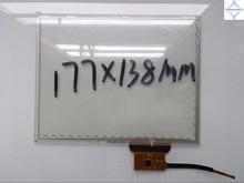 "Nuevo 8 ""pulgadas FPC-TP20524A-V1-E FPC TP20524A V1 E para Archos tablet pantalla táctil capacitiva panel digitalizador lente de cristal"