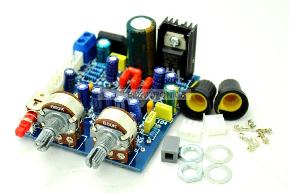FHZ Módulo Do Processador de Áudio Oi-Definição de Som BBE Bordo BA3884