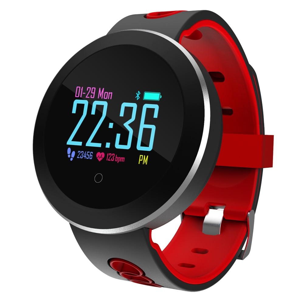 Promoción -- reloj inteligente Q8 Pro Fitness Bluetooth Frecuencia Cardíaca presión arterial para teléfono Android