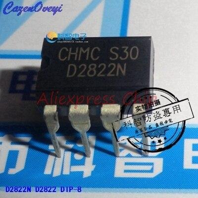 1 unids/lote D2822N D2822 DIP-8