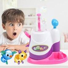 Livraison directe oony gonfleur Starter Pack bricolage magique collant ballon jeux pour enfants mignon ballon animaux jouets pour garçons Oyuncak