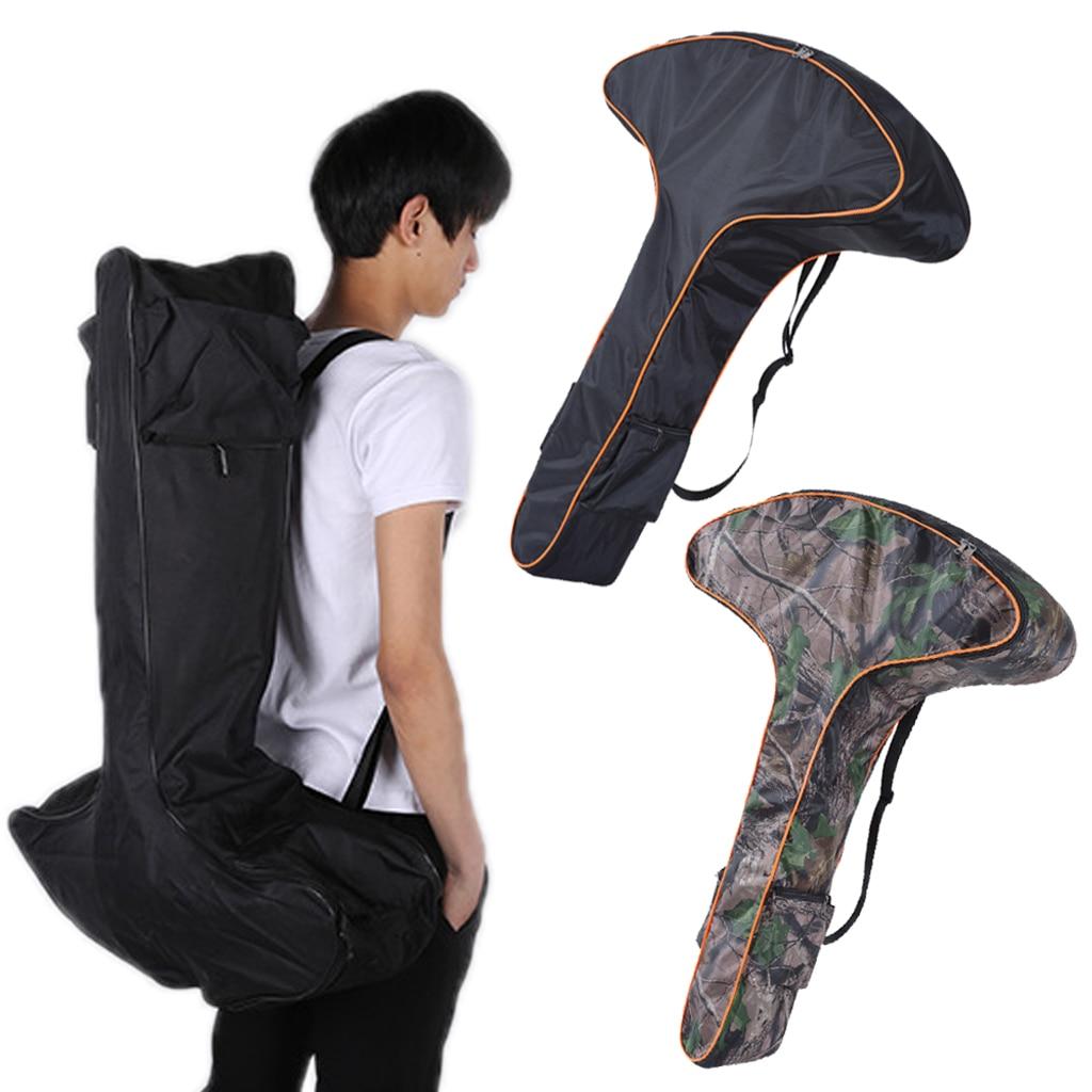 Портативная сумка с Т-образным бантом, регулируемый плечевой ремень, сумка с бантом из ткани Оксфорд, чехол для переноски, принадлежности дл...