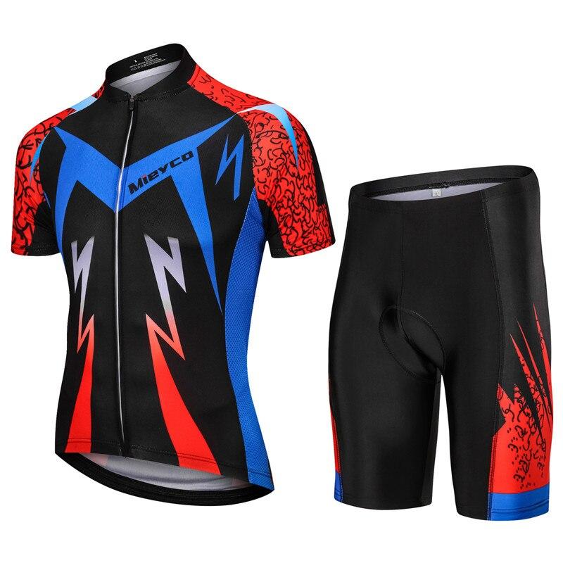Conjunto De Ropa De Ciclismo para hombre, Maillot De Montaña, Ropa deportiva...