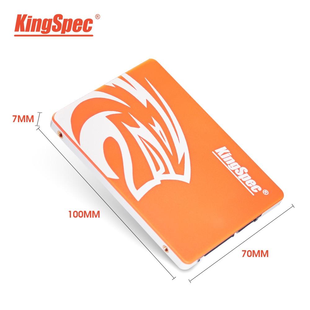 KingSpec SSD HDD SATA3 SSD 120GB SATA III Hard Disk 240GB SSD 480GB SSD 512gb 1tb Internal Solid State Drive for Desktop Laptop