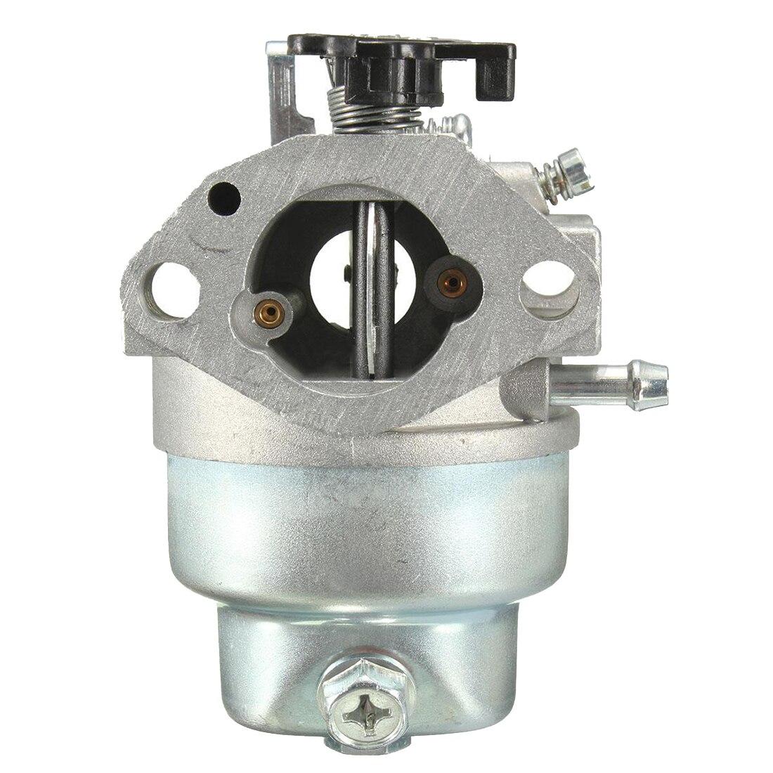 Регулируемый Карбюратор Carb для HONDA GCV160 HRB216 HRS216 HRR216 HRT216 двигатель Серебряный