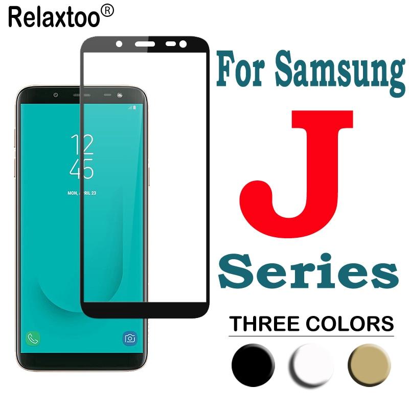 Vidrio protector para samsung j7 j4 j6 2018 j5 7j 4j 6j 5j 2016 prime vidrio templado protector de pantalla 9h