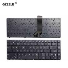 Клавиатура GZEELE для ноутбука Asus 400V R400 A45VD A45VM A85V A45V A45 K45V A85 A85V R400 K45VD R400VD Black US Teclado NEW