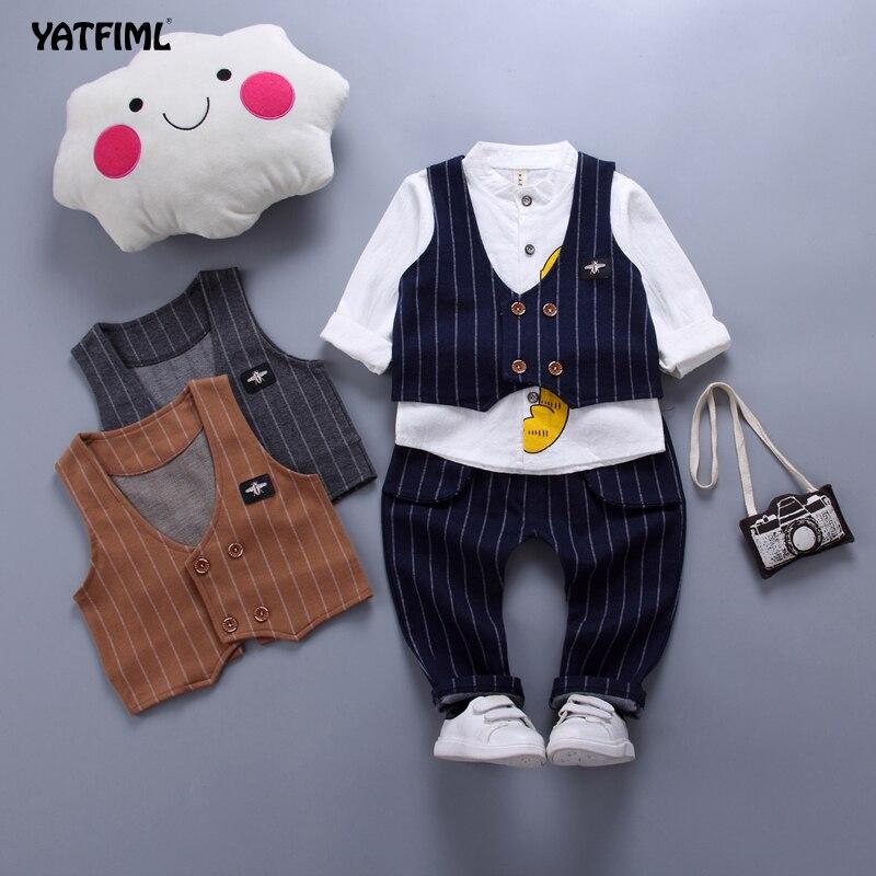 YATFIML, vestido para niños, trajes para bodas, traje Formal para niño, Disfraz para niño, Disfraz para niño, traje de boda Infantil