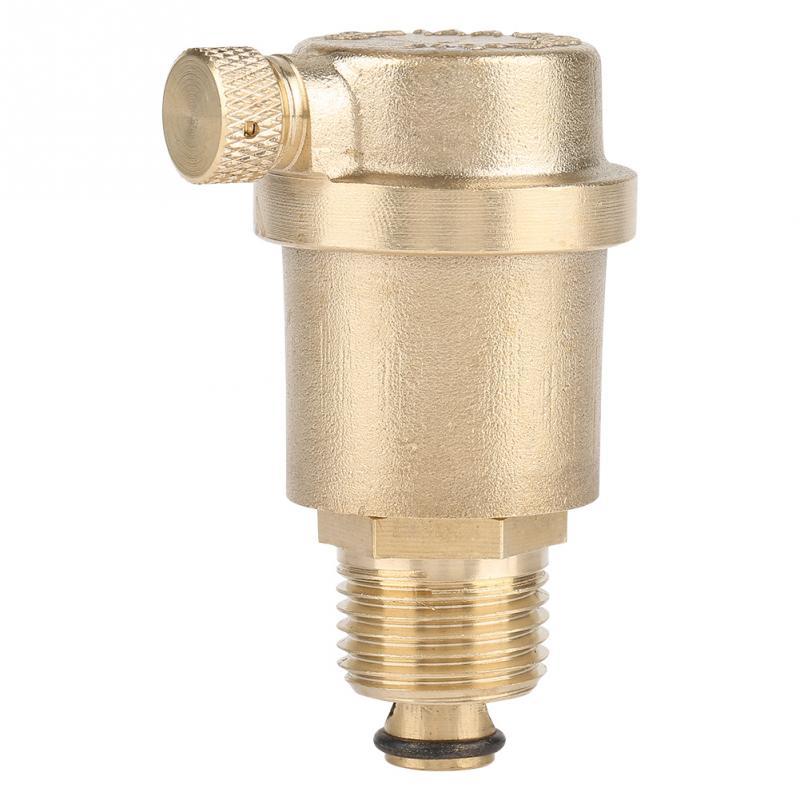 DN15 вентиляционный клапан G1/2 релейный клапан латунный автоматический вентиляционный клапан для солнечного водонагревателя сброс давления valvula solenoide