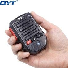 QYT BT-89 BT89 bezprzewodowy bezpłatny mikrofon ręczny Bluetooth mikrofon dla QYT KT-7900D KT-8900D KT-UV980 PLUS mobilne Radio samochodowe
