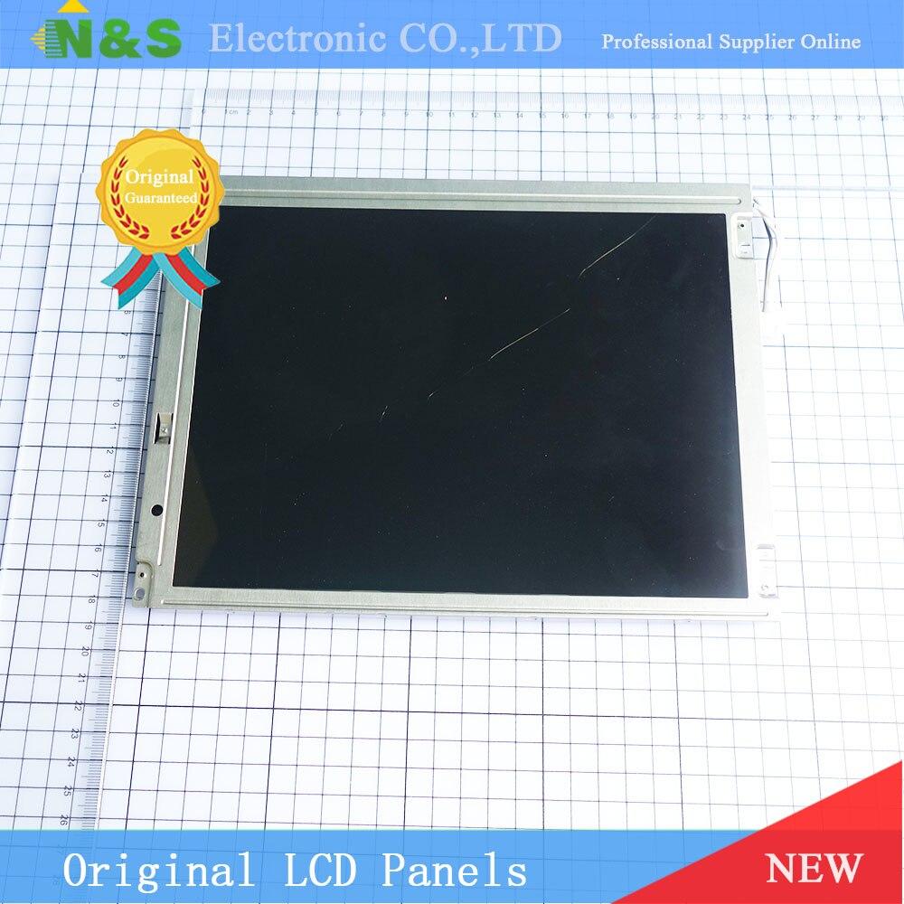 Display LCD LCM NL8060BC26-27 10.4 tamanho 800*600 400 700 1 262 K CCFL Aplicação Industrial