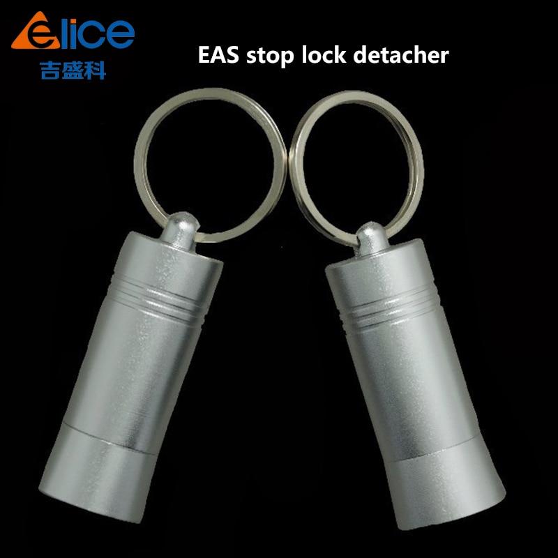 2 uds 5000GS Mini interruptor de apertura de alarma fuerte separador de balas EAS magnético separador para etiqueta de bloqueo de parada envío gratis