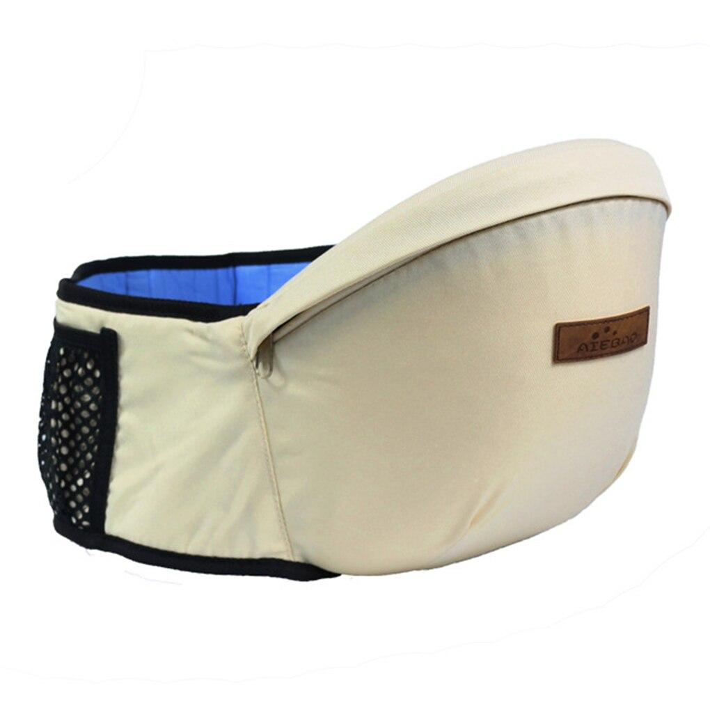 Portable Baby Carrier Waist Stool Walkers Baby Toodler Waist Stool Seat Carrier 45 Degree Sling Hold Waist Belt Infant Hip Seat