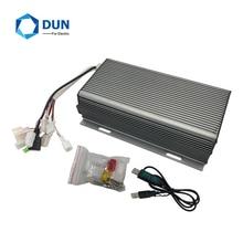 Sabvoton SVMC7280 2000W 1,5 KW 48V 60V 72V 80A sinus CE genehmigt bldc motor controller für QS motor