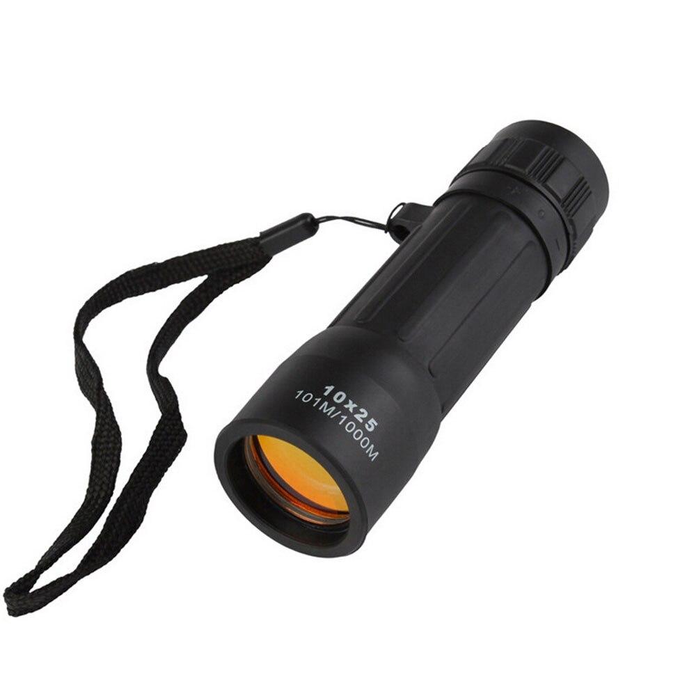 ¡Producto en oferta! Telescopio prismáticos Monocular HD zoom enfoque verde película prismáticos caza óptica alta calidad turismo alcance 3,0 #