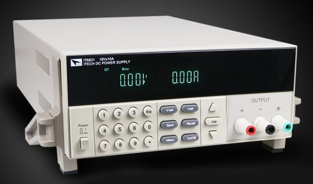 ITECH IT6831 Programmable DC Power Supply 18 v/10A/180 w