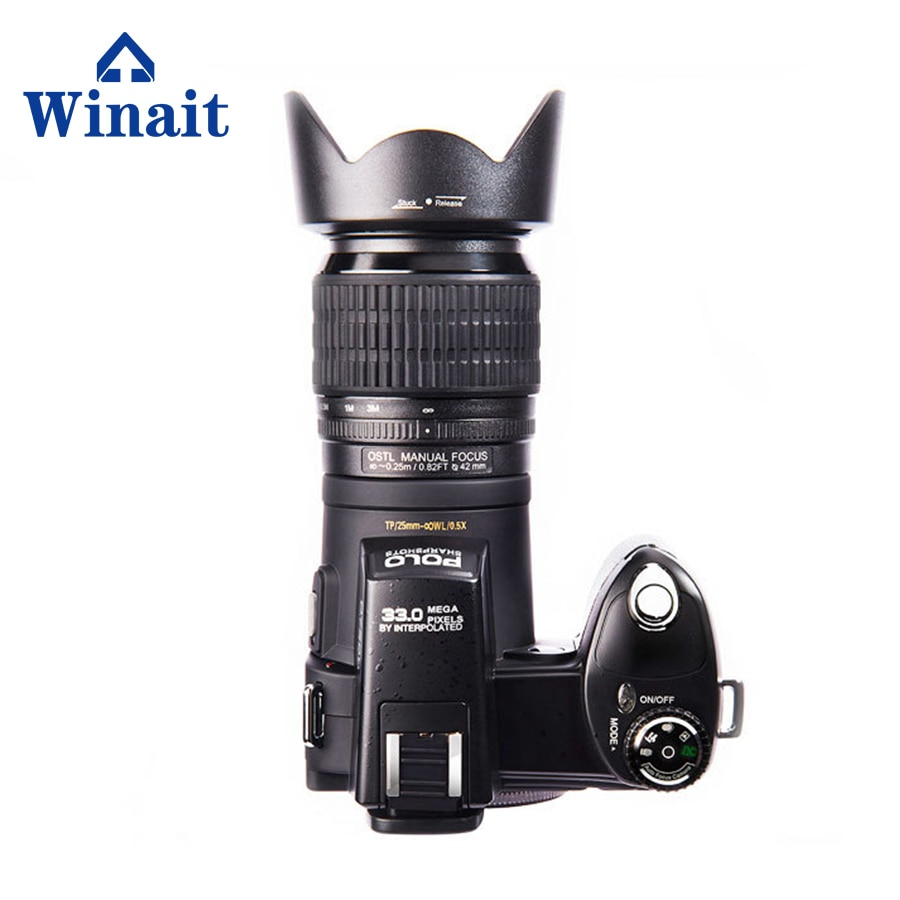 DC-7200 DSLR Digital video Camera Professional Good Selling Camera Dslr 2018 hd jozqa polo d7200 digital camera