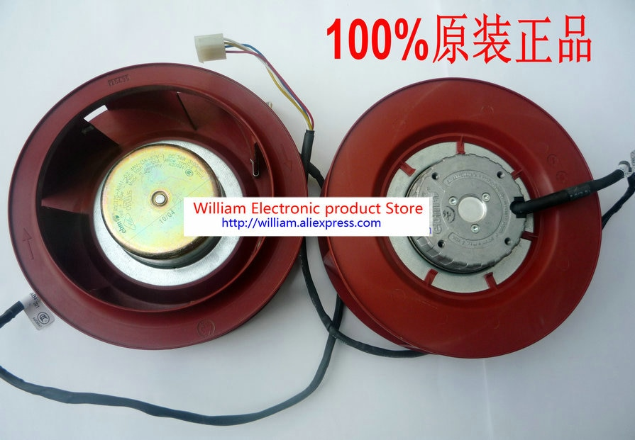 New Original EBM papst  R1G175-AB41-02 48v 34w 3100 17cm Blower cooling fan