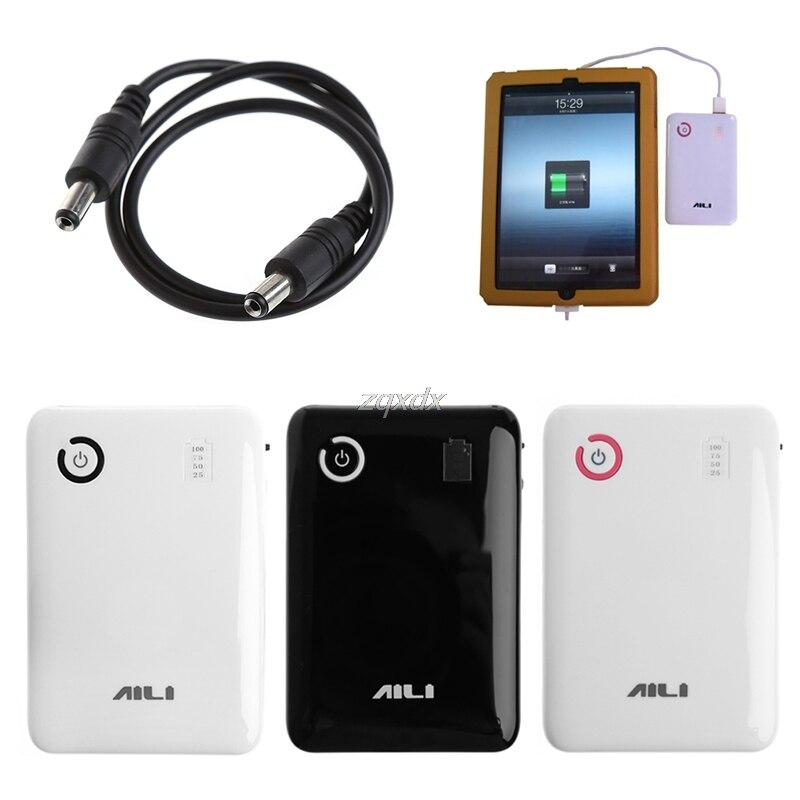 Portable Adjustable 5V 9V 12V 18650 Battery Charger Case Double USB Port Mobile Power Bank Box Case For Cell Phone Tablet Z07