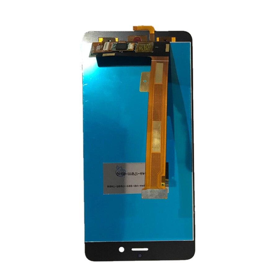 Für ZTE Nubia Z17 mini NX569J NX569H LCD Display Digitizer-bildschirm Touch Panel Glas Sensor Montage + Werkzeuge